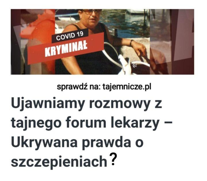 tajemnicze.pl-tajne-forum-lekarzy
