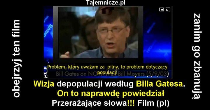 tajemnicze.pl-bill-gates-depopulacja-film-pl
